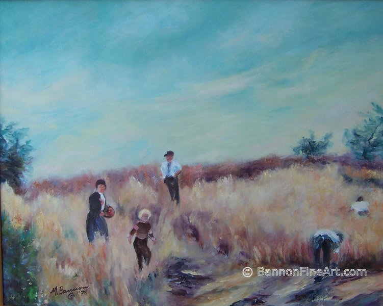 Harvest in the Field