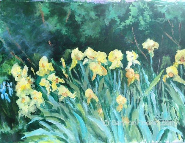 Yellow Breeze